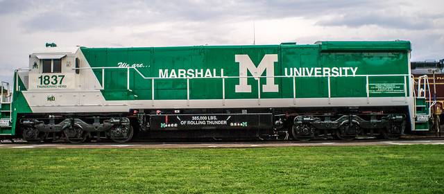 1) Marshall University, located in Huntington, WV, was founded in 1837.