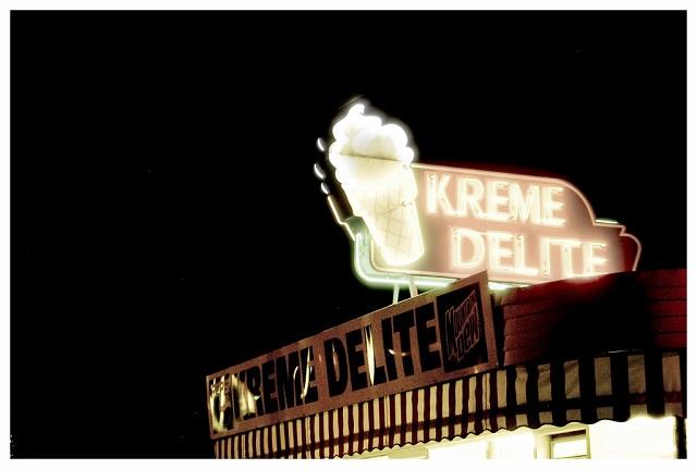 9.) Kreme Delite - Athens