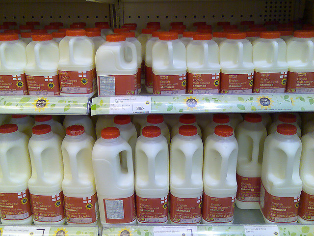 20. The official state beverage is milk. Mmm.