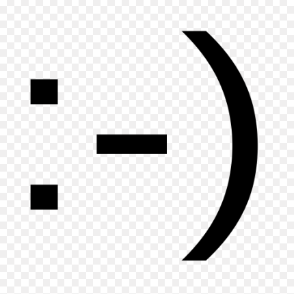 2. The first smiley face emoticon was created at Carnegie Mellon University in the 1980s by computer scientist Scott Fahlman.