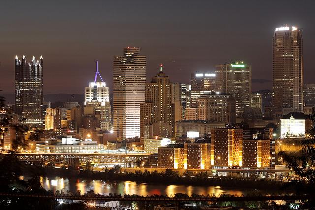 7. Pittsburgh