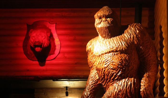 9. Bigfoot