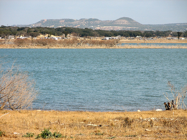 8) Canyon Lake, located 40 miles north of San Antonio. It's one of the deepest lakes in Texas at 125 feet, and has over 80 miles of scenic shoreline.