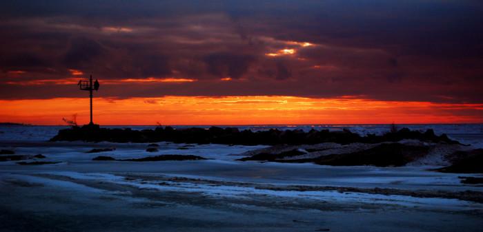 8) Lake Erie