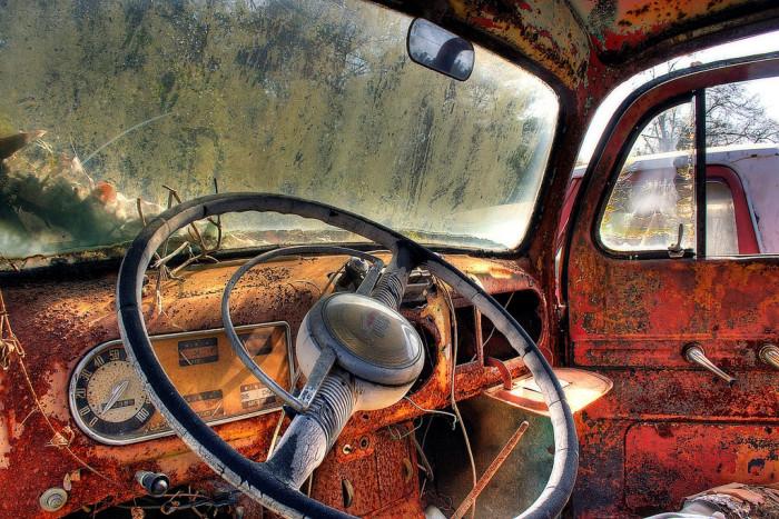 3. We don't all drive pickup trucks.