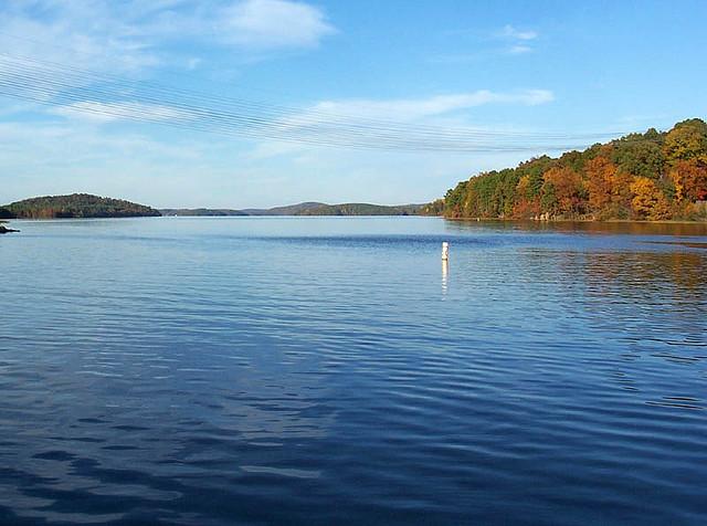 6. Badin Lake