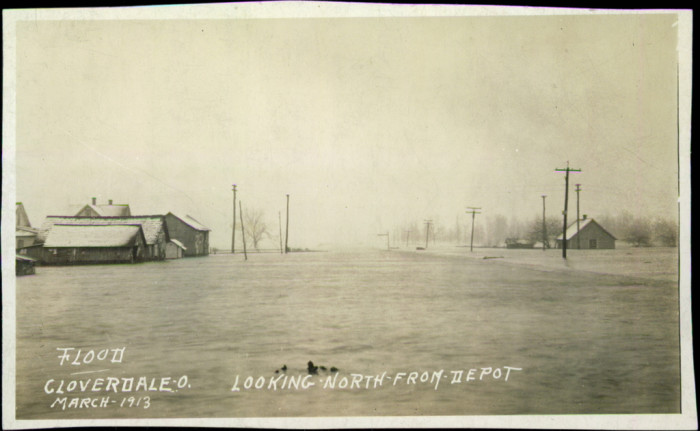 1) The Great Flood of 1913