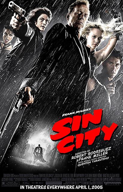 2) Sin City (2005)