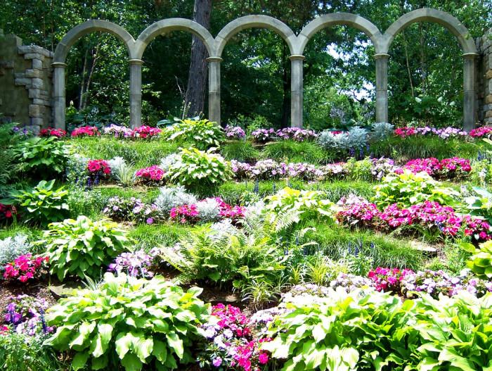 6) Cleveland Botanical Gardens