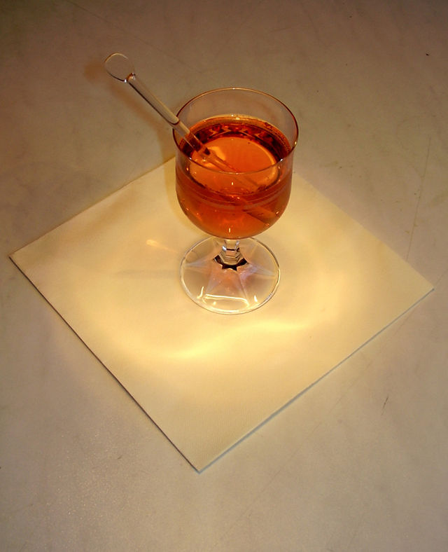 2. Oldest cocktail on record