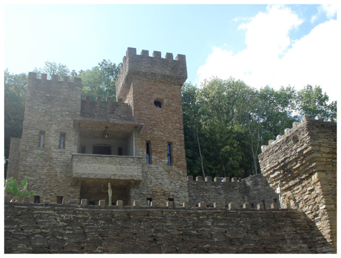 2) The Chateau Laroche (Loveland Castle) so you can prove that chivalry is in fact not dead.
