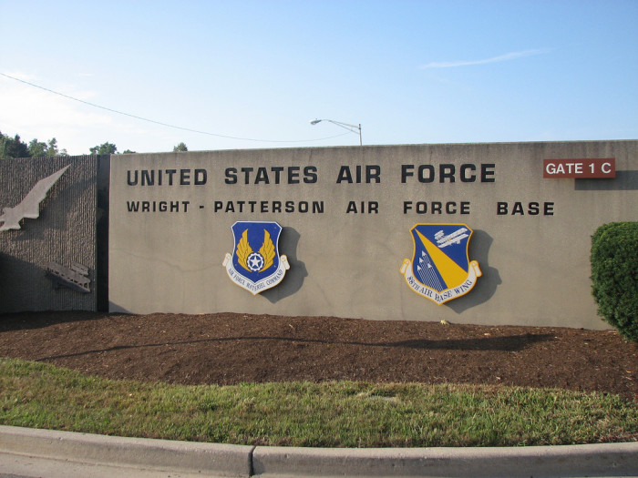 6) When the Bosnian Peace Agreement was signed at the Wright-Patterson Air Force Base.