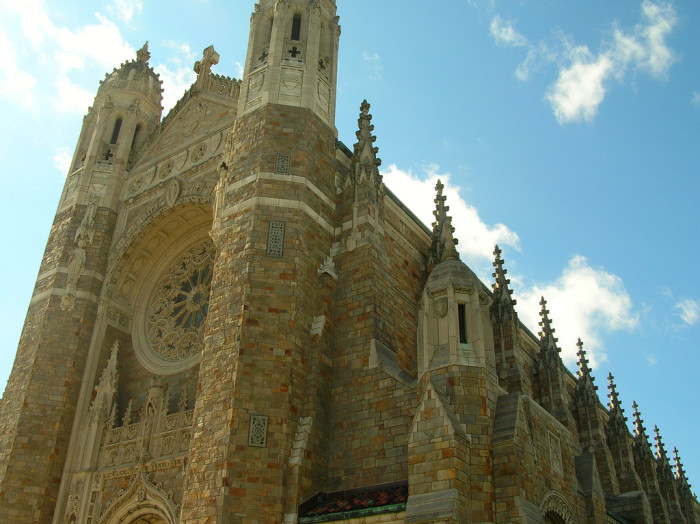 1) Our Lady, Queen of the Most Holy Rosary Cathedral (Toledo)