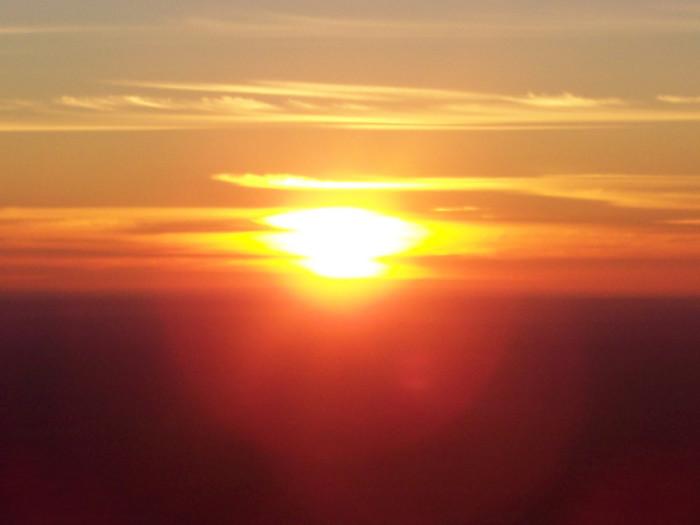 7) Sunrise from Guadalupe Peak
