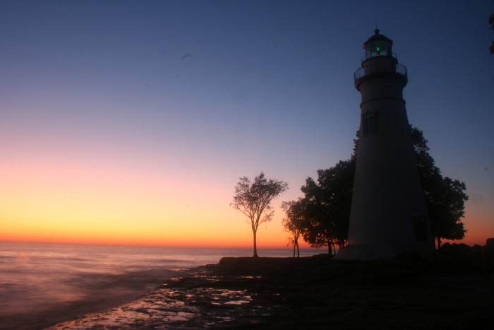 10) Marblehead Lighthouse