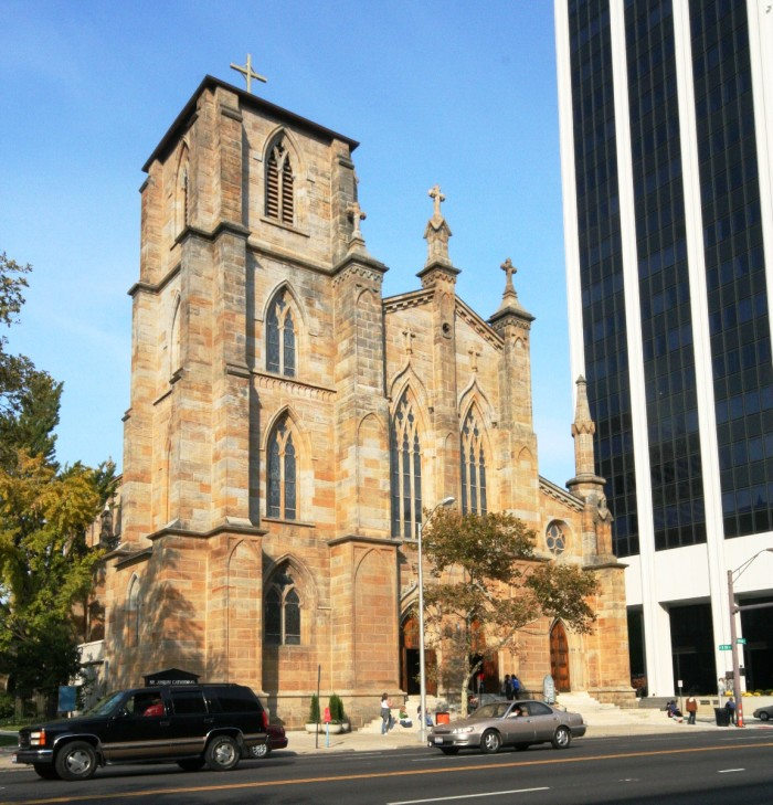 9) St. Joseph's Cathedral (Columbus)