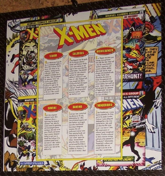 8. X-Men