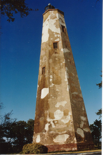 10. Pay Old Baldy a visit on your last stop along the NC coast.