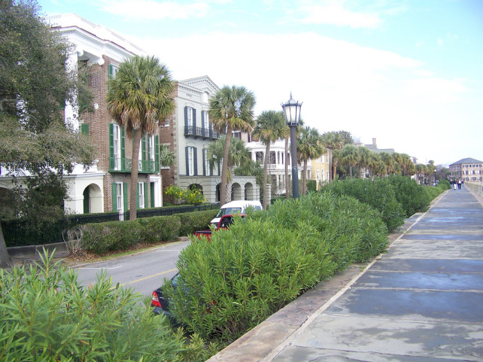 4. Charleston is NOT always our staycation destination.