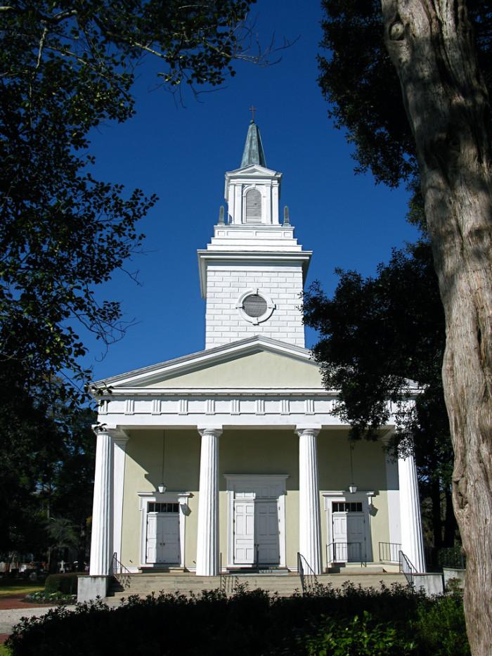 1. Saint Thaddeus Episcopal Church, Aiken, SC