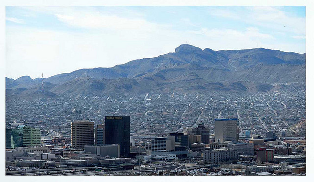 14) The city of El Paso is closer to Needles, California (516 miles) than it is to Dallas, Texas (571 miles).