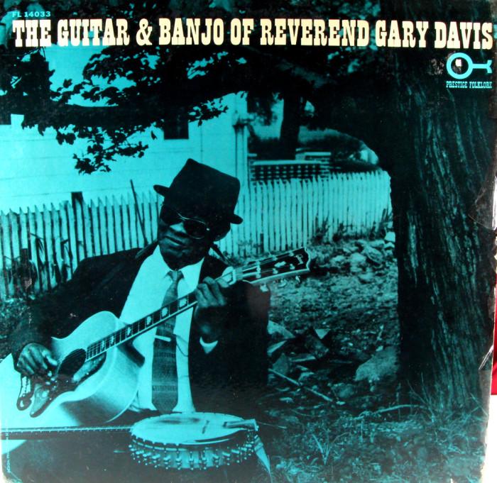 8. Reverend Gary Davis