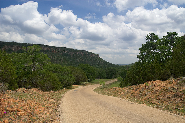 7) Texas Hill Country