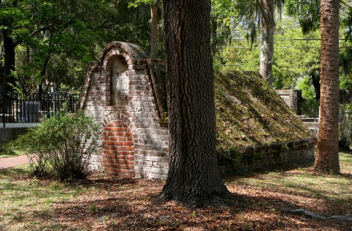 7. The Haunted Baynard Crypt