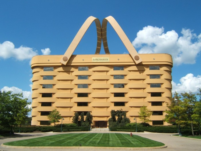"9) ""The World's Largest ______"" because giant baskets, pumpkins, washboards and numerous other objects are our thing."