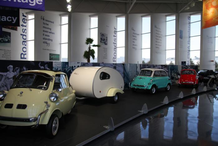4. BMW Zentrum Museum