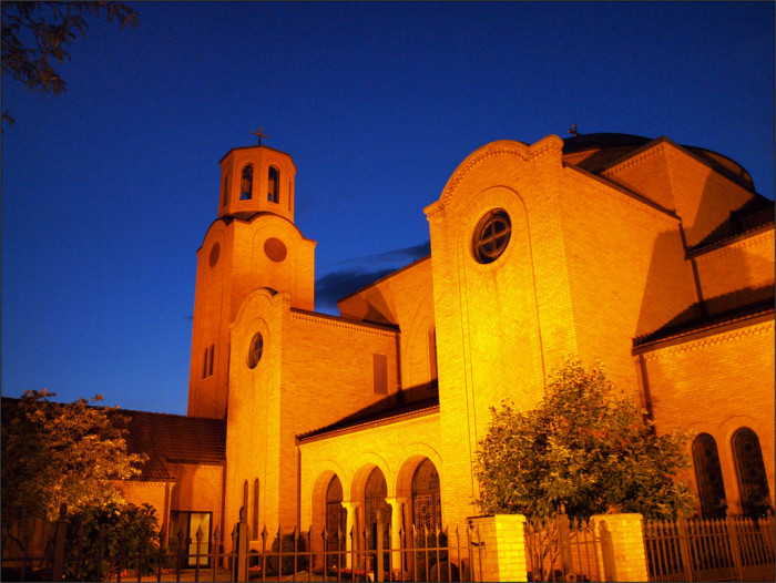 6) Annunciation Cathedral (Columbus)