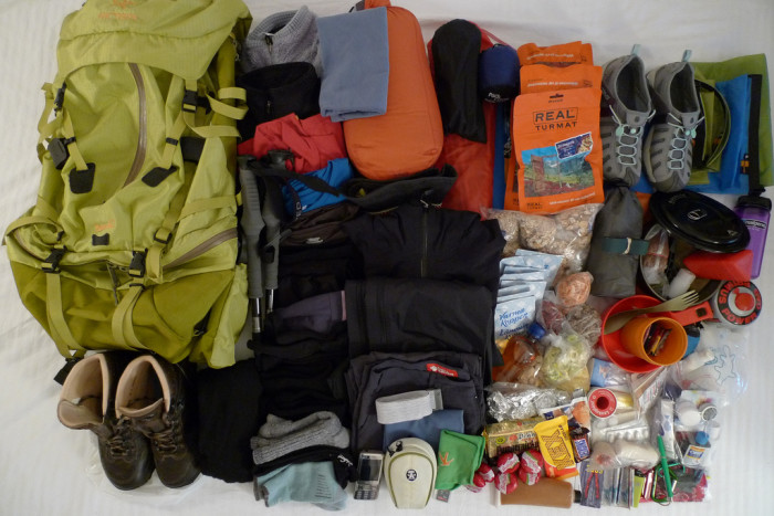 3) The Backpackers Shop in in Sheffield has anything you could ever need for a hiking trip—or just anything you could possible think of to put in a backpack.