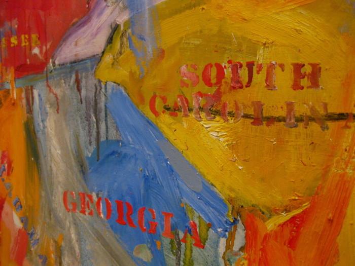11. Jasper Johns