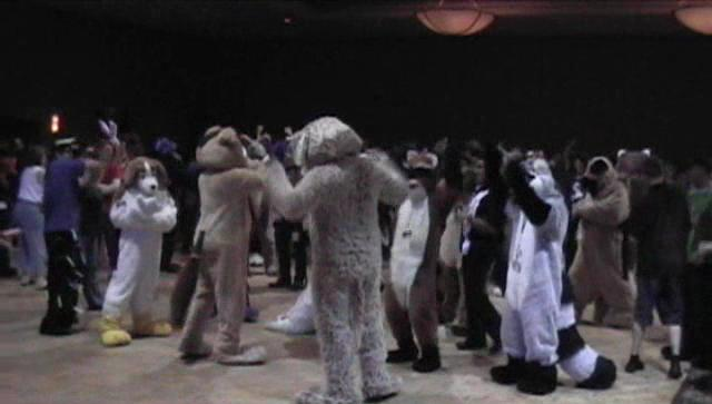 3. Largest furry convention