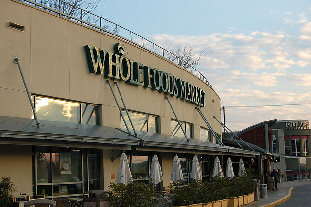 11) Whole Foods Market