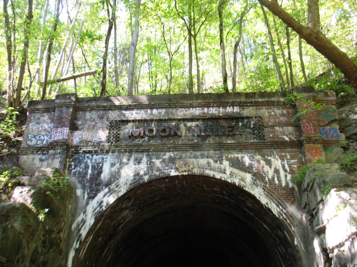 10 Abandoned Places In Ohio That Nature Is Reclaiming