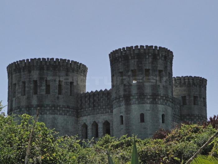 3. Castle Otttis (St. Augustine, FL)