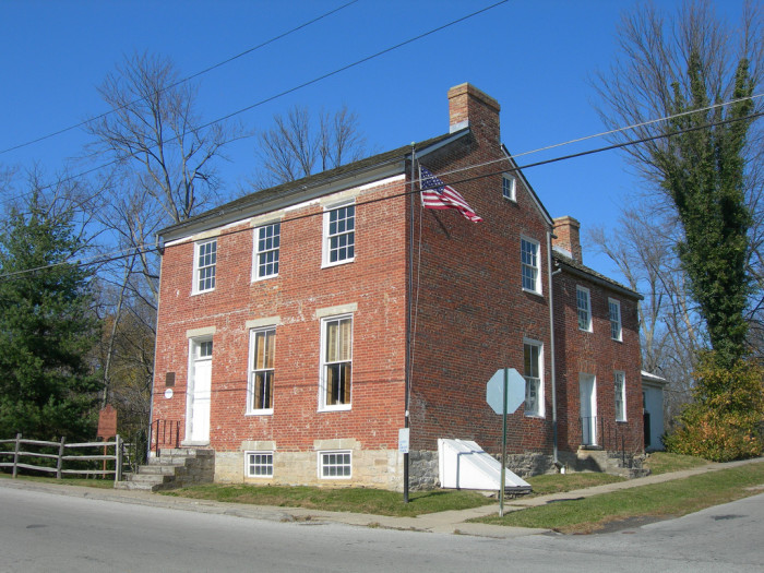 9) Grant Boyhood Home