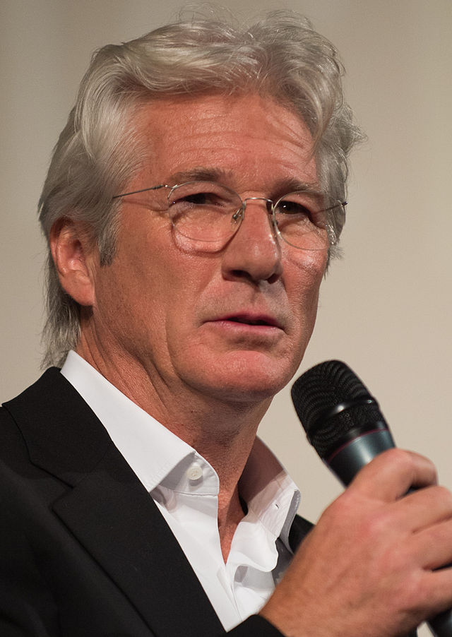 4. Richard Gere