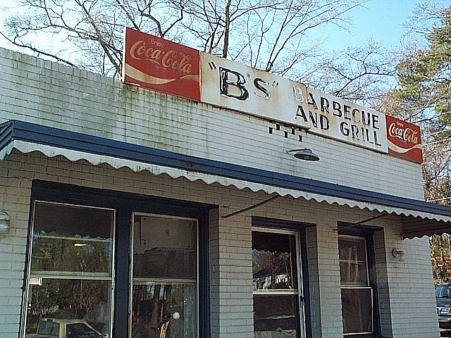 4. You haven't had real BBQ until you eat NC BBQ