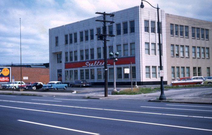 8) Circa 1960s: Sealtest Dairy (Cleveland)