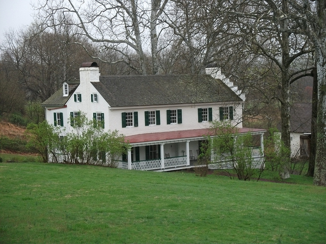 4. Hopewell Furnace National Historic Site, Morgantown