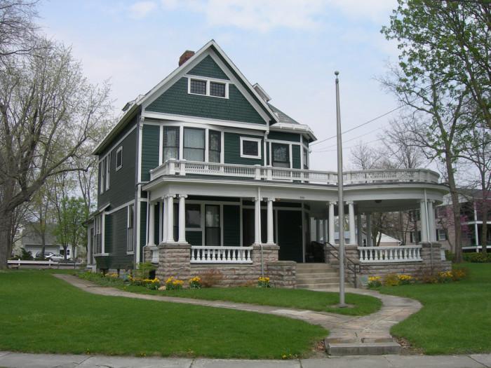 10) Warren G. Harding Home