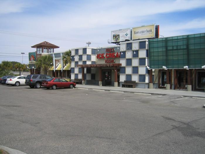 4. Kirk's Ice Cream Parlor, Myrtle Beach, SC