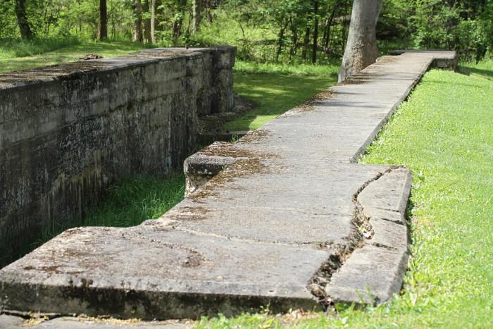 10) Canal Locks