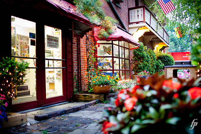 10) Go German for a weekend on the cobblestone streets of  German Village in Columbus, where the charm abounds.