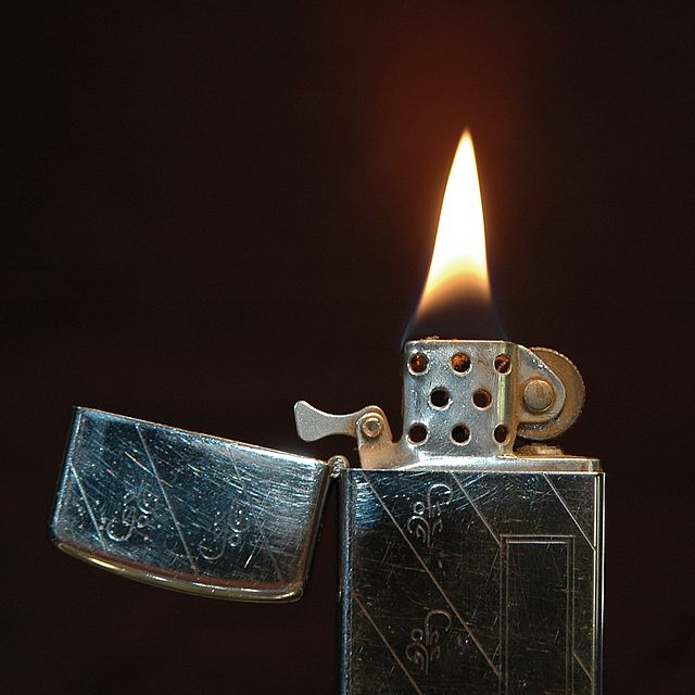 4. George Blaisdell certainly did not invent the first lighter, but he did found the Zippo Manufacturing Company in 1932. The Zippo lighter has become the premiere lighter in America.
