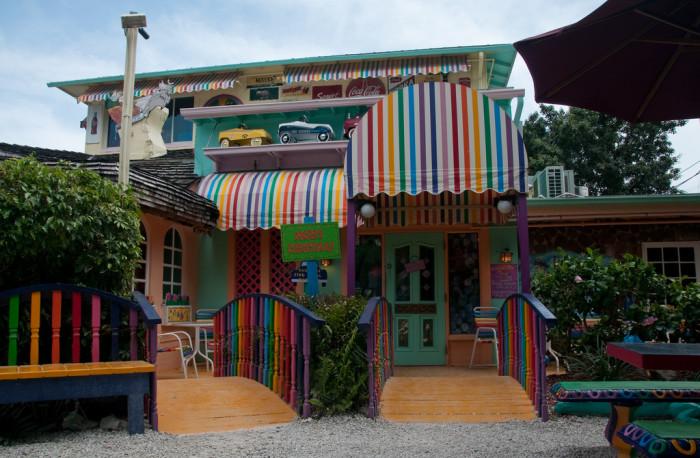 1. The Bubble Room (Captiva, FL)