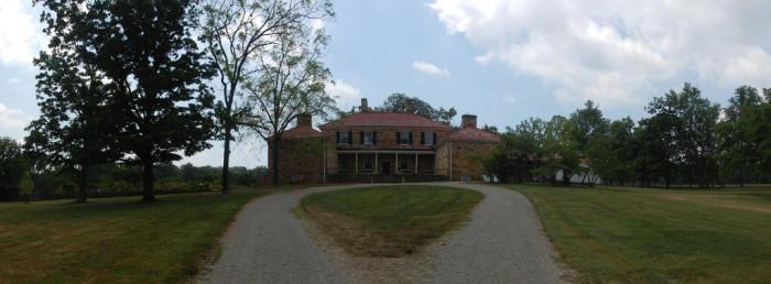 1) Adena Mansion and Gardens