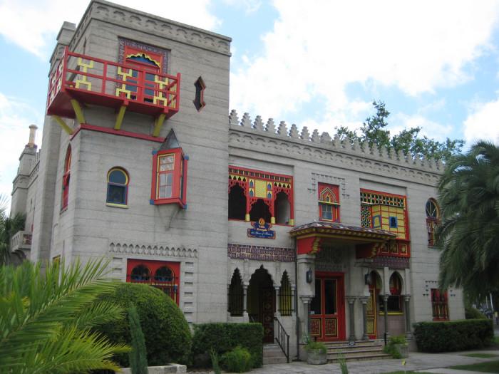 8. Villa Zorayda (St. Augustine, FL)